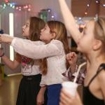 Вечеринка для танцевальных студий